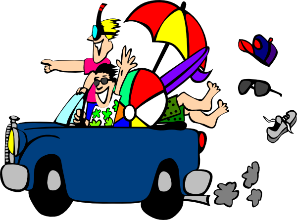 Road Trip Clipart | Free download on ClipArtMag