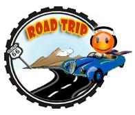 196x166 Summer Road Trip Clip Art Cliparts