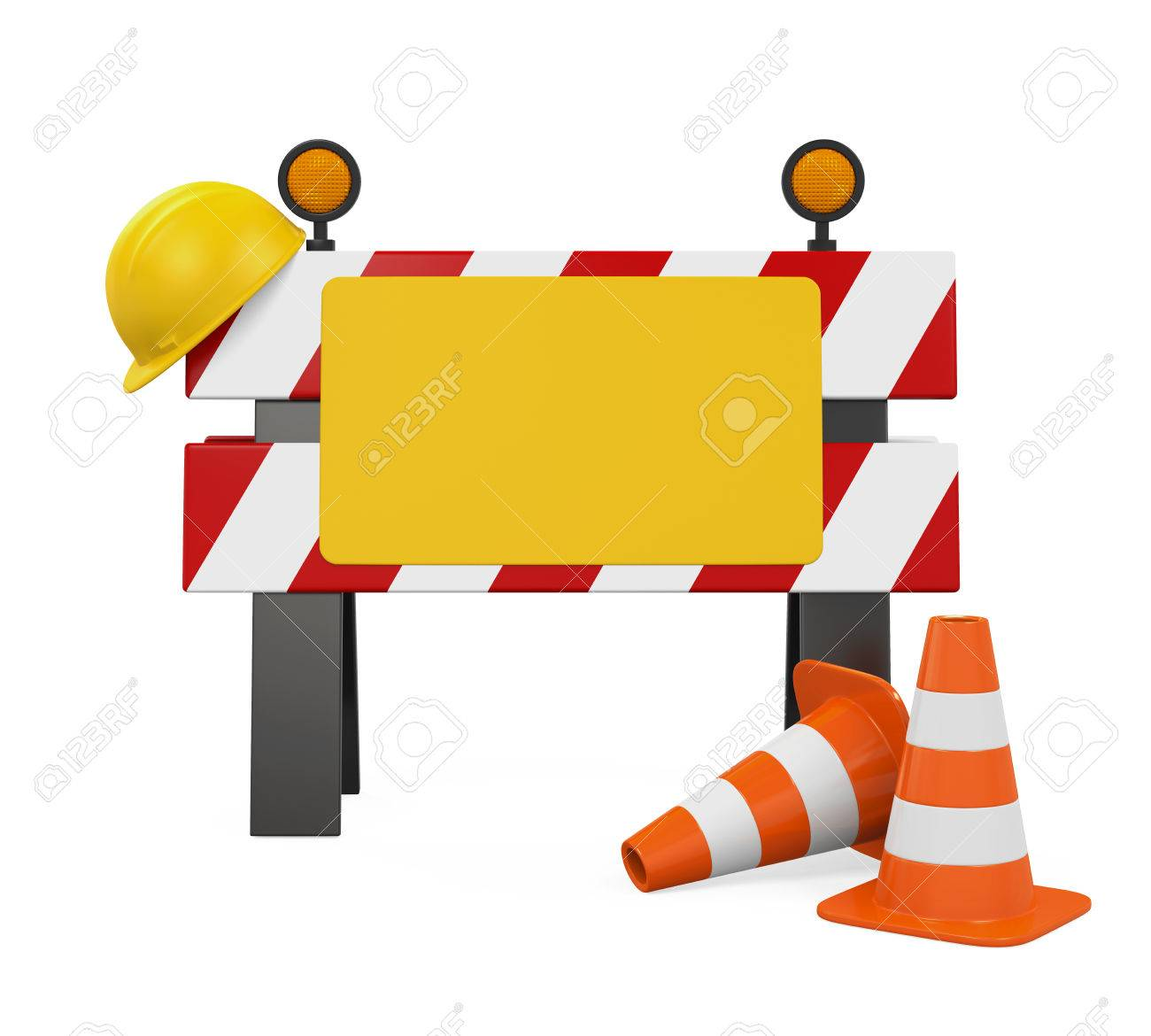 Roadblock Clipart