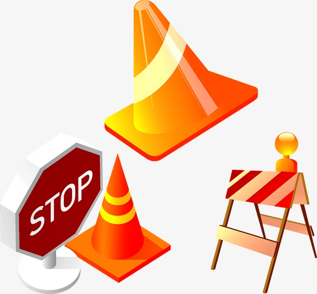 650x603 Traffic Roadblock, Traffic, Barrier, Tip Plate Png And Vector