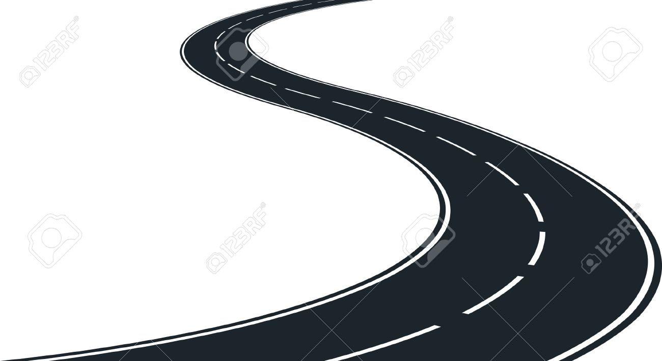 1300x710 Highway Clip Art Lines Cliparts