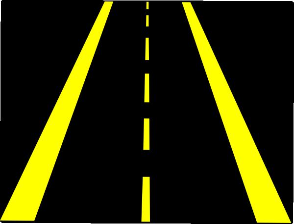 600x458 Highway Clip Art
