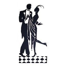 230x230 Roaring Twenties Clip Art