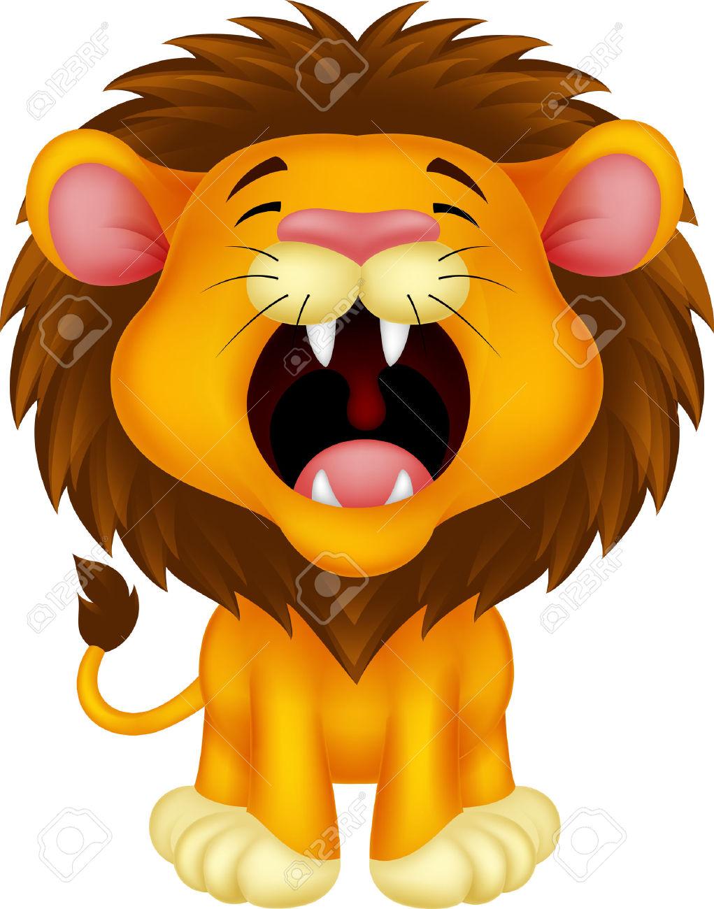 1021x1300 Roaring Lion Clip Art Clipart