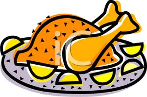 300x198 Art Image A Roast Lemon Chicken