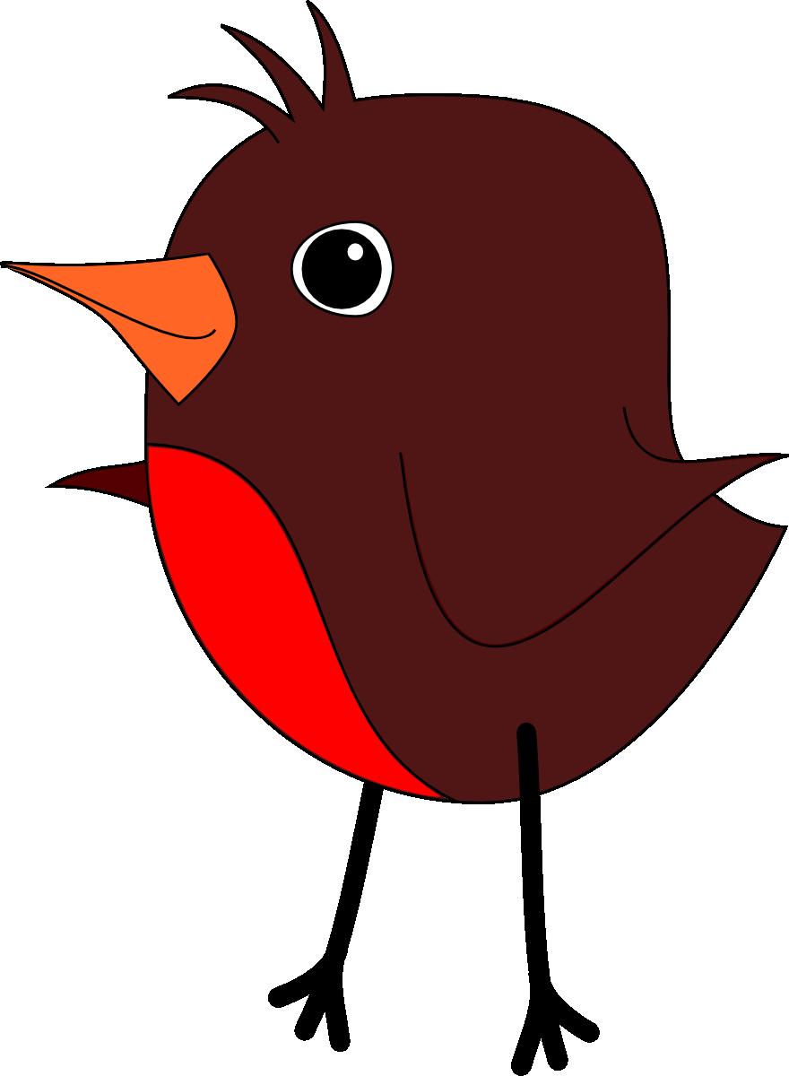 Birds robin. Bird clipart free download
