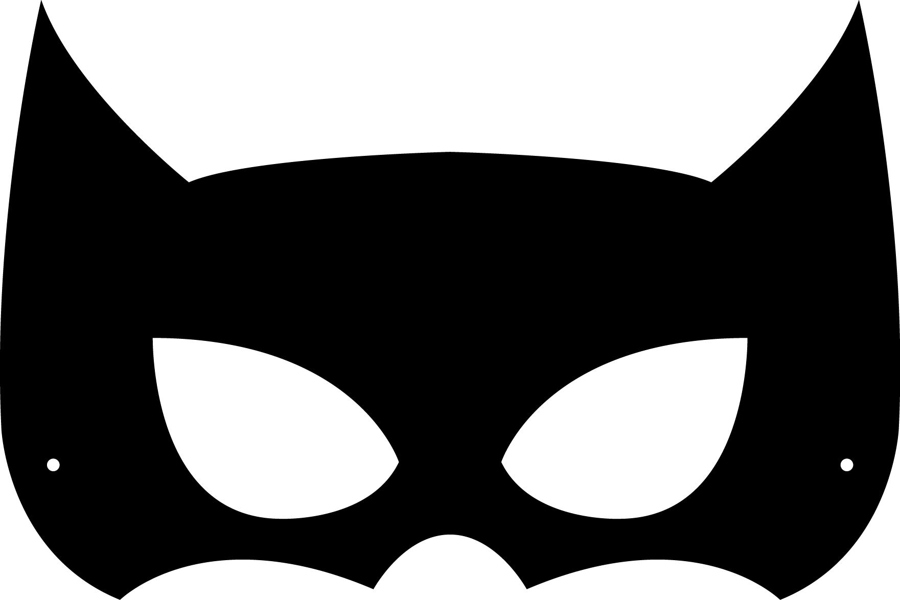 1761x1174 Masks Clipart Batman Mask