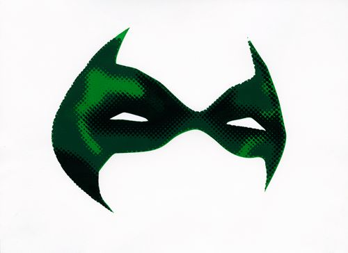 500x364 The Best Robin Mask Ideas Batman Mask Template