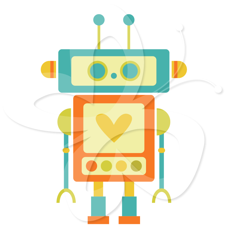 Robot Clipart Free Free Download Best Robot Clipart Free On