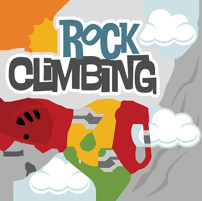 648x645 Rock Climbing Clip Art