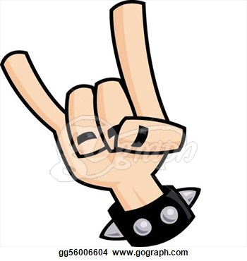 350x370 Hard rock clipart