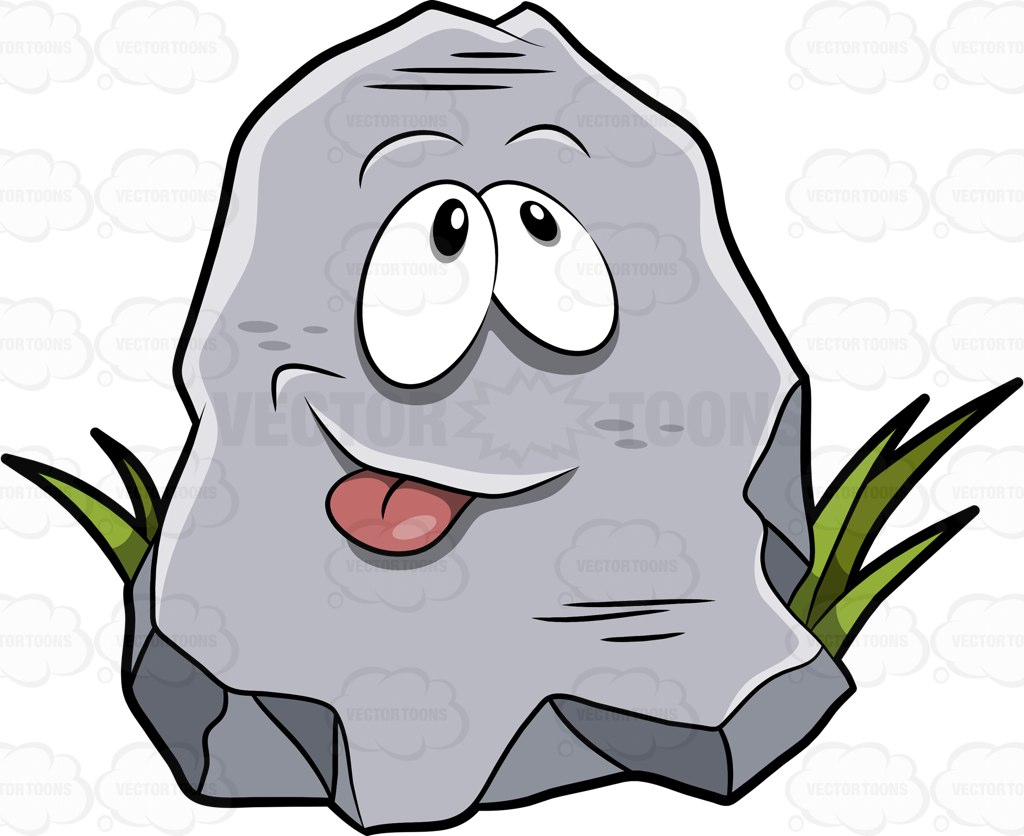 1024x836 Rock Clipart Cartoon