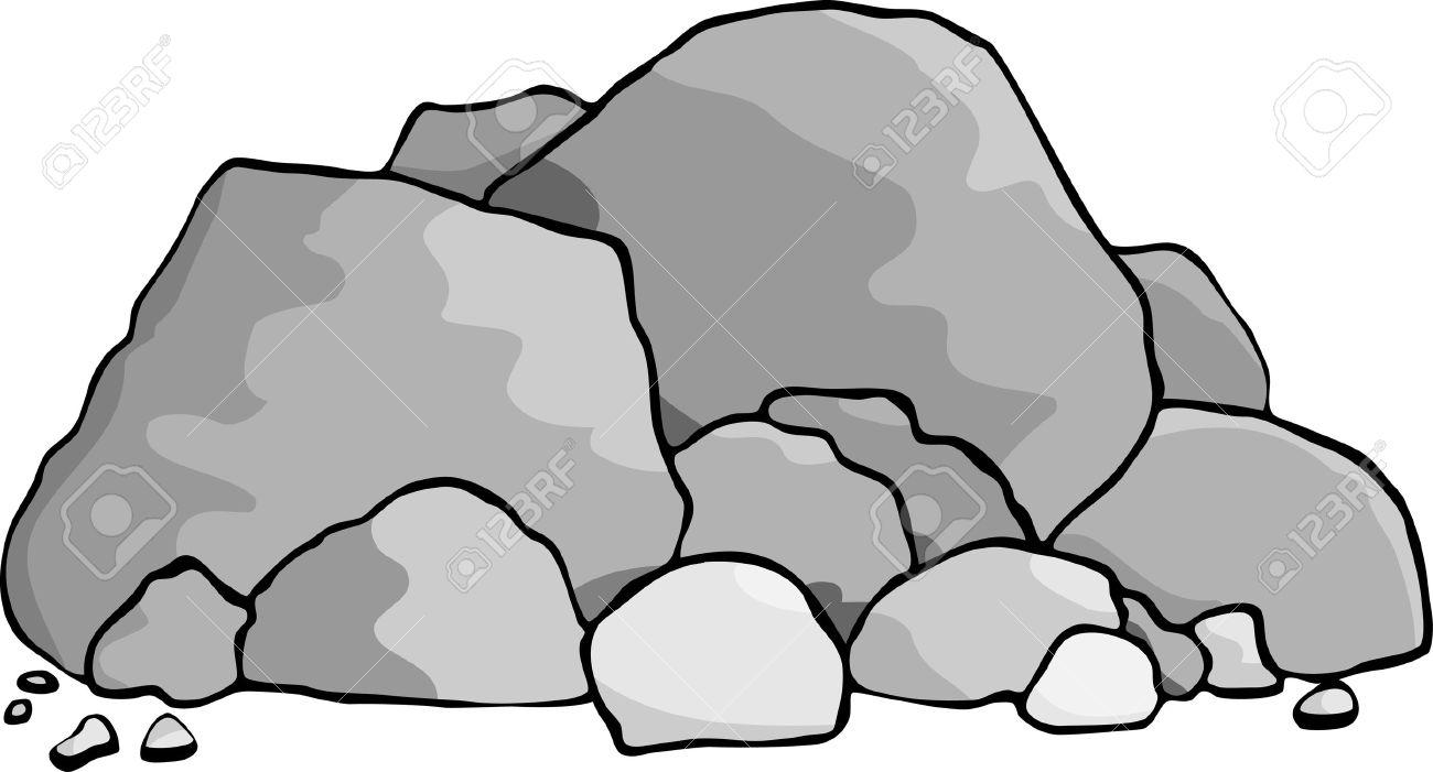 1300x701 Boulders clipart stone