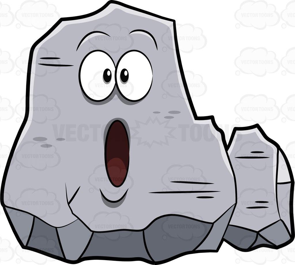 1024x922 Rock Clipart Big Rock