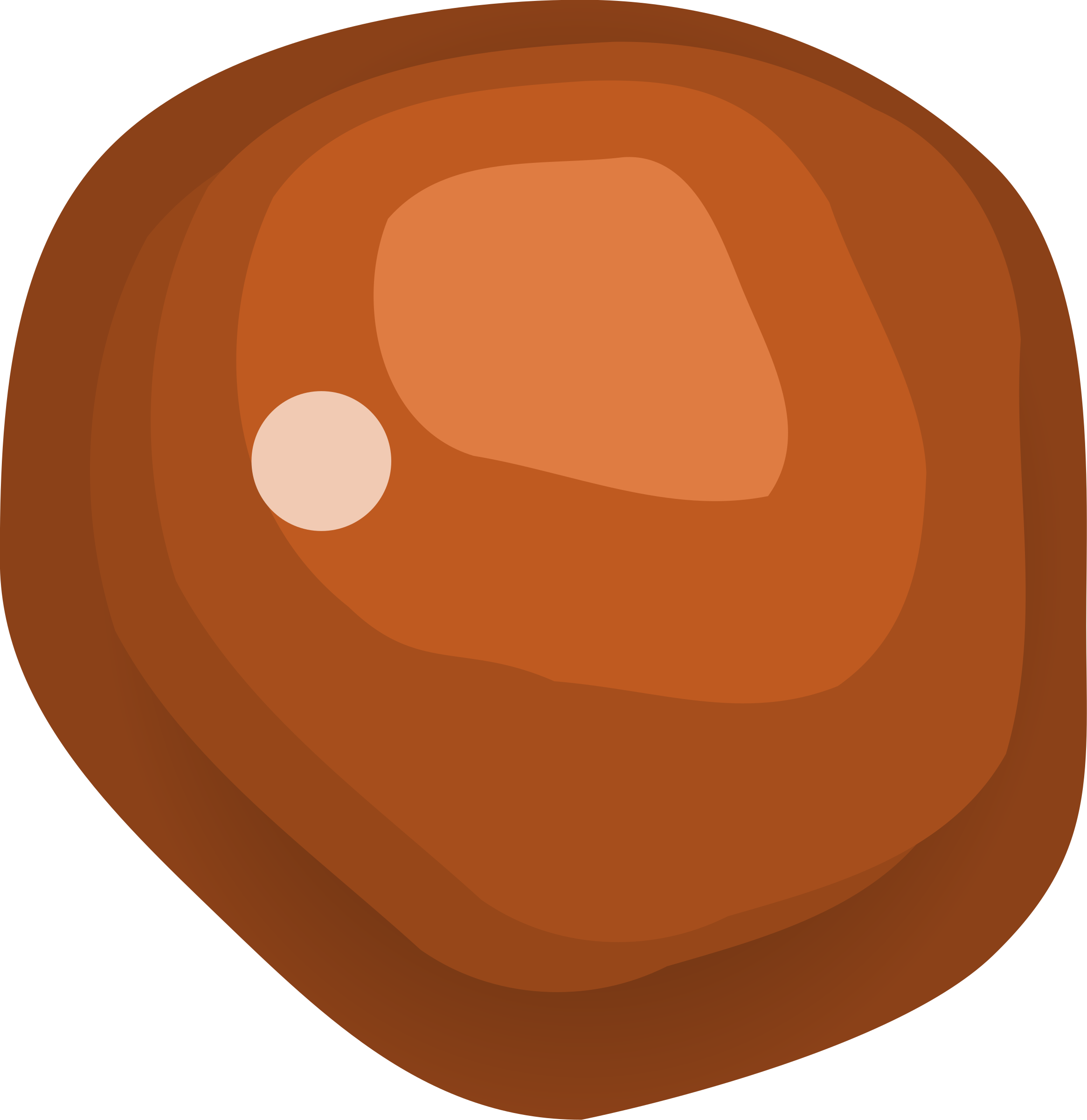 2331x2400 Clipart Rock Planet Or A Moon