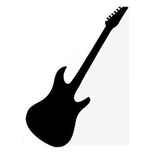 Rock Star Guitar Clipart
