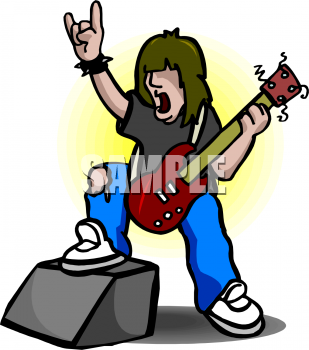 309x350 Rock Star Clipart Cliparthut