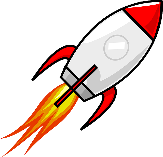 640x615 Space Rocket Clip Art Black And White Pics About Space Modalpoint
