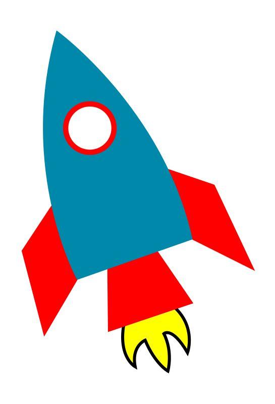 Rocket Clipart Free