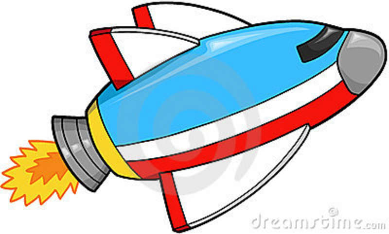 Rocket Ship Pics Clipart | Free download on ClipArtMag