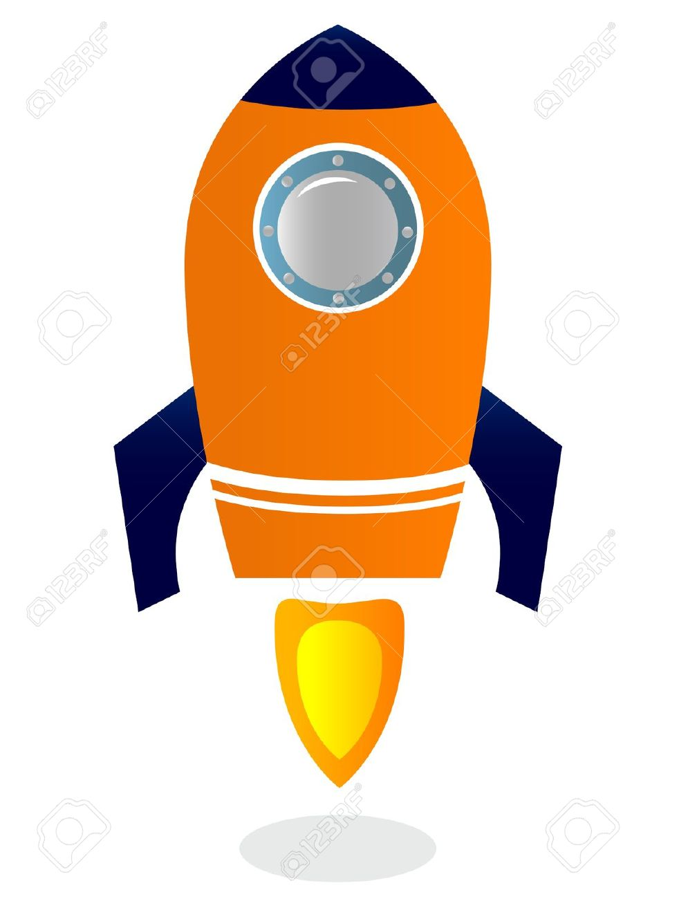 Rocket Ship Pics Clipart   Free download on ClipArtMag