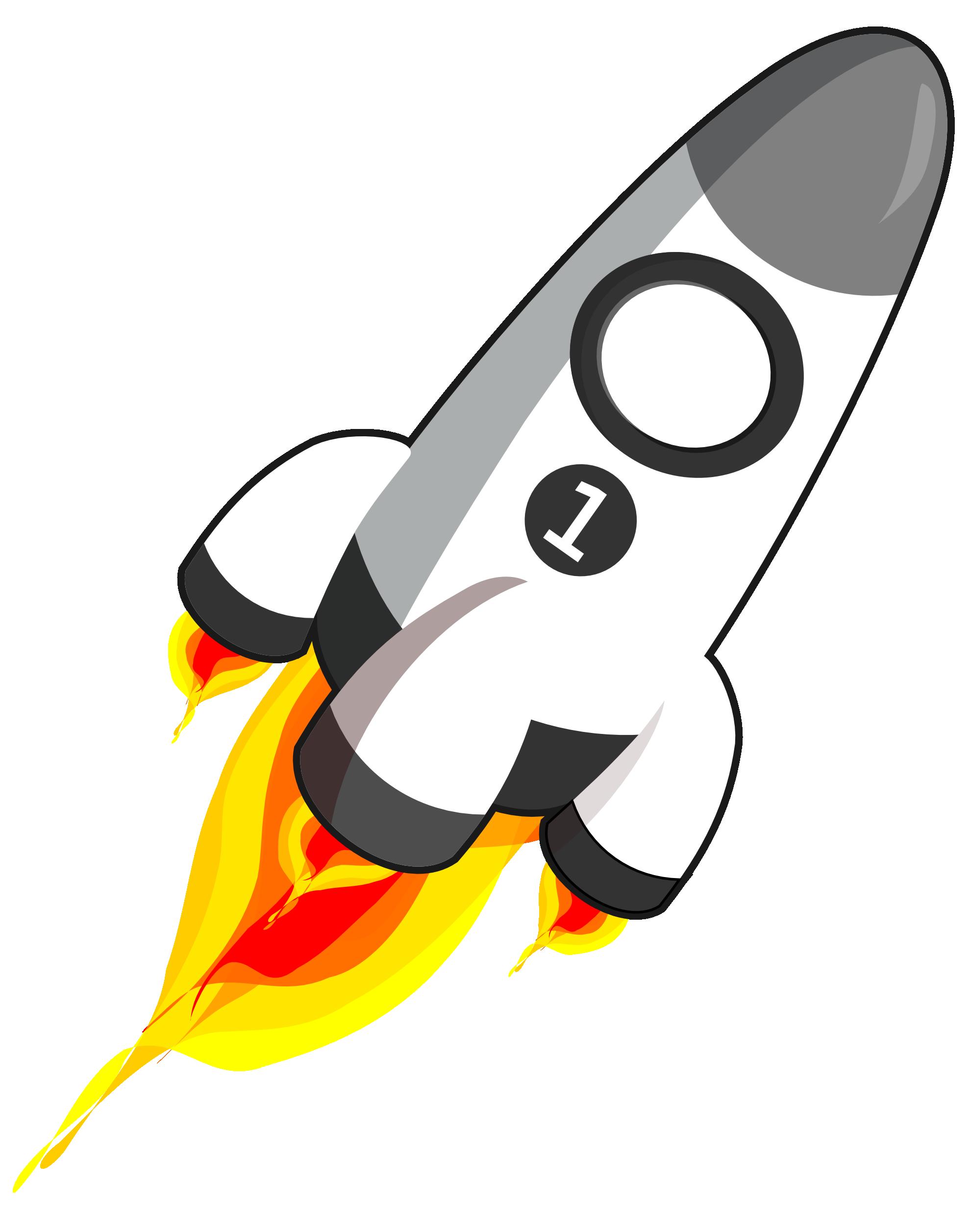 1979x2513 Clipart Rocket Ship