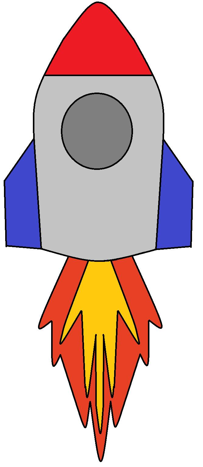 667x1534 Nasa Rocket Ship Clip Art Page 3 Pics About Space Image