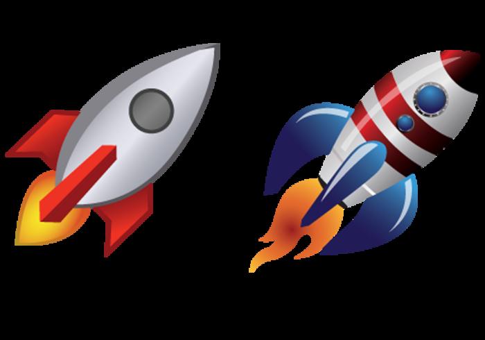 700x490 Rocket Ship Free Vector Art
