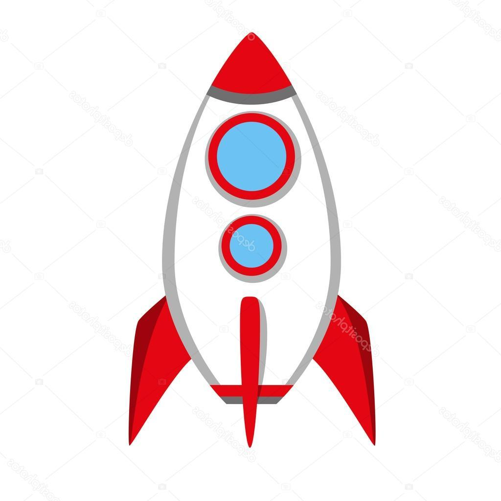 1024x1024 Top Stock Illustration Ic Rocket Ship Vector Pictures