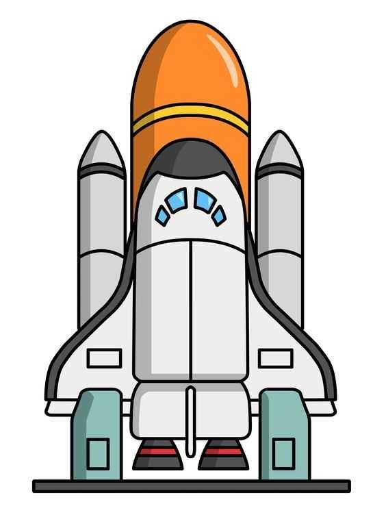 564x752 Rocket Ship Clip Art Free Cartoon Rocketship Space Alien Pla