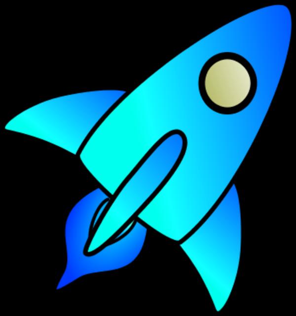 600x640 Space Rocket Clip Art Outline Pics About Space 2 Image 3