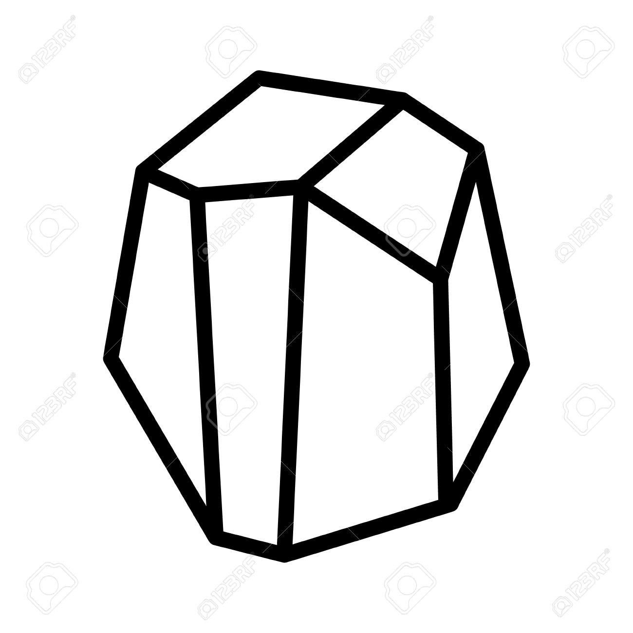 1300x1300 Stone Clipart Mineral Rock