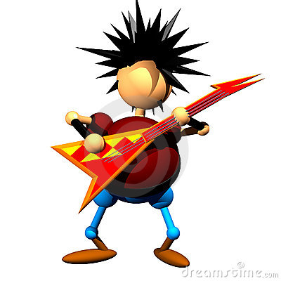 400x400 Cute Rock Star Clipart 1928937
