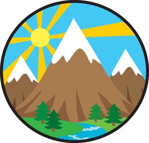 300x289 Rocky Mountain Clip Art Clipart Panda
