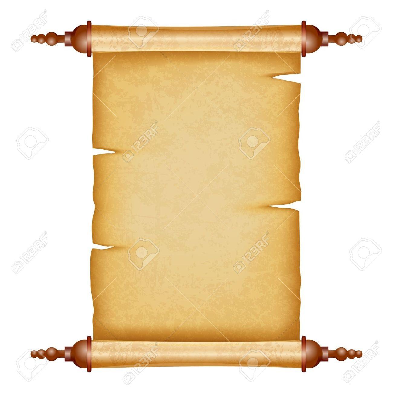 1300x1300 Paper Clipart Ancient Letter
