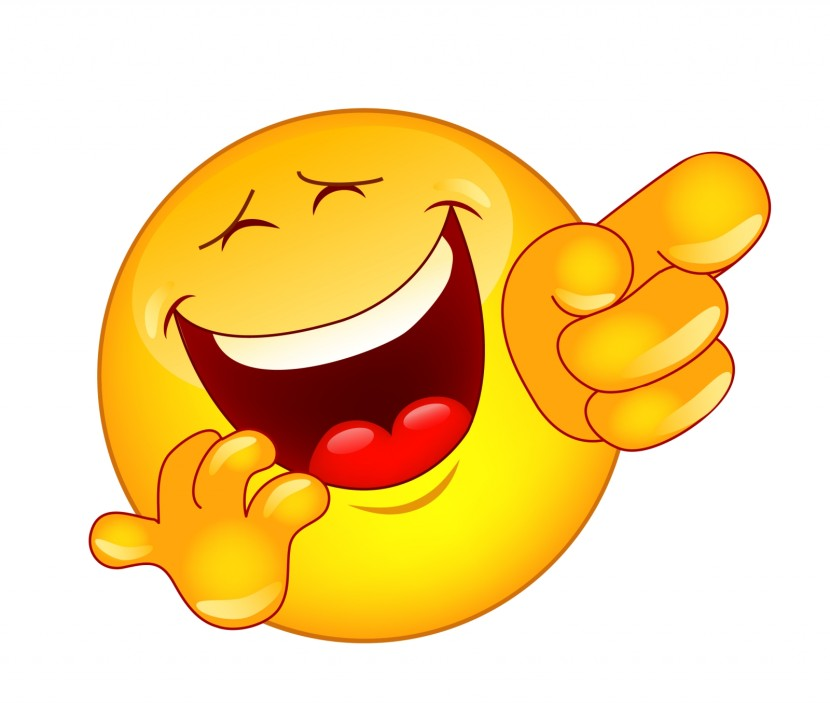 830x703 Rolling With Laughter Clip Art