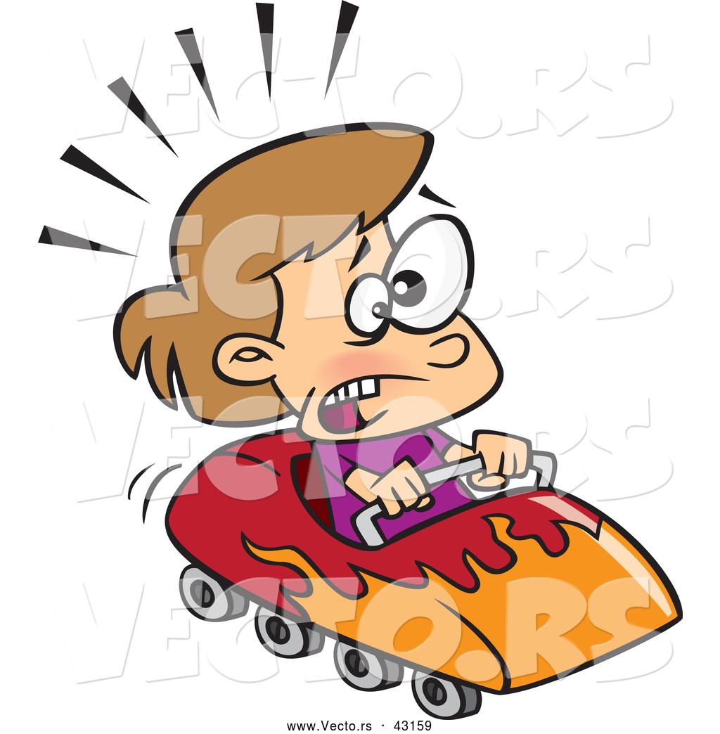 1024x1044 Roller Coaster Cartoons Clipart