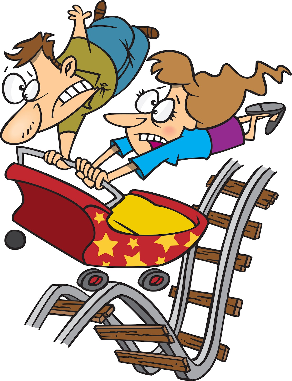 1225x1600 Roller Coaster Clip Art Rolleraster Car Clipartfest