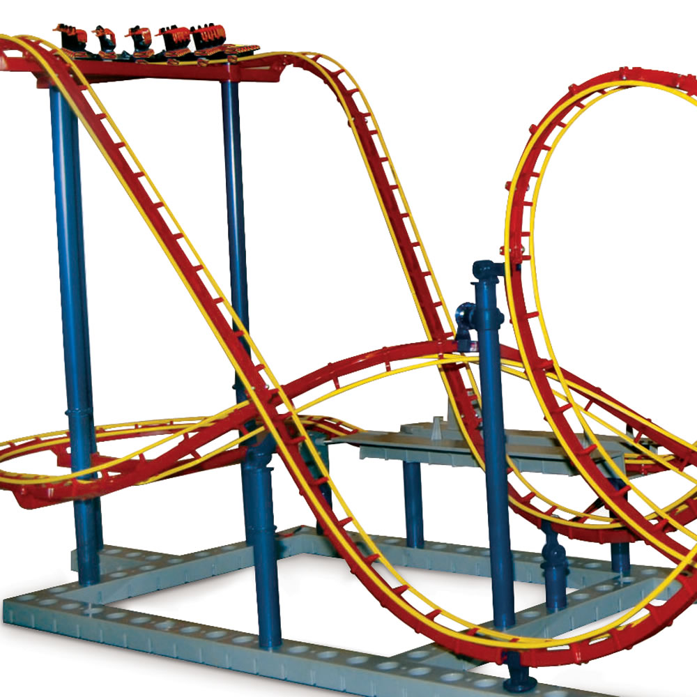 1000x1000 The Authentic 148 Scale Roller Coaster