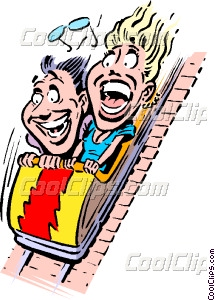 215x300 Cartoon Roller Coaster