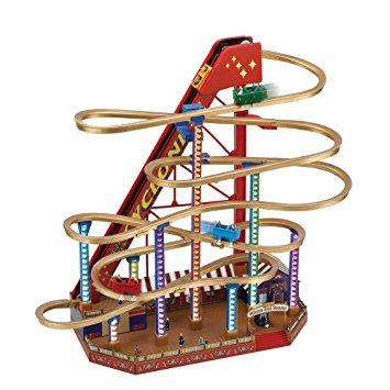 355x355 Mr. Christmas Animated Musical World's Fair Grand