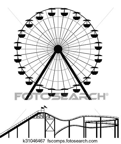 393x470 Roller Coaster Clip Art Royalty Free. 1,971 Roller Coaster Clipart