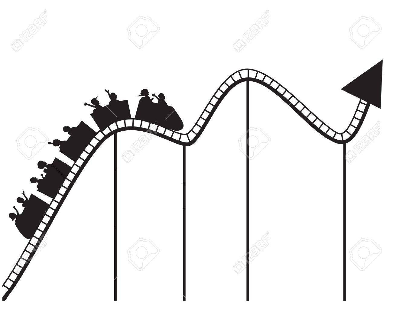 1300x1068 Simple Roller Coaster Drawing