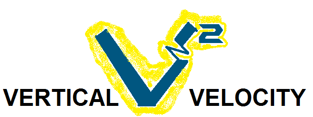 644x242 V2 Vertical Velocity Roller Coaster Logo By Pikachuxash