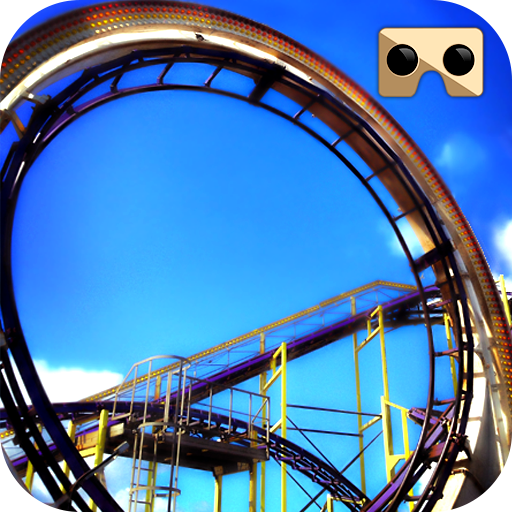 512x512 Vr Crazy Roller Coaster Simulator Appstore For Android