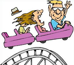 253x222 Free Roller Coaster Clipart