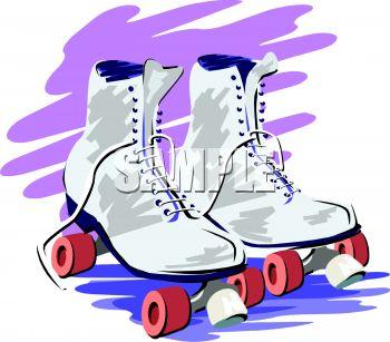 350x307 Classic Roller Skates
