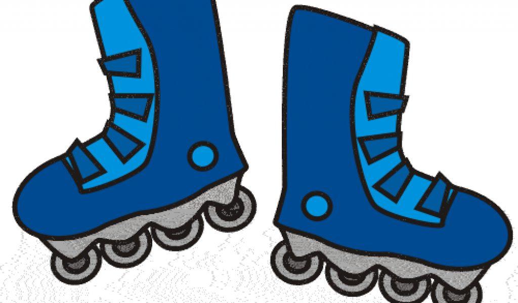 1024x600 Roller Skate Clip Art