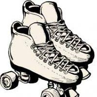 200x200 Roller Skates Clipart