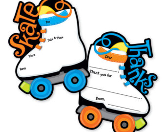 340x270 Roller Skate Die Cut Etsy